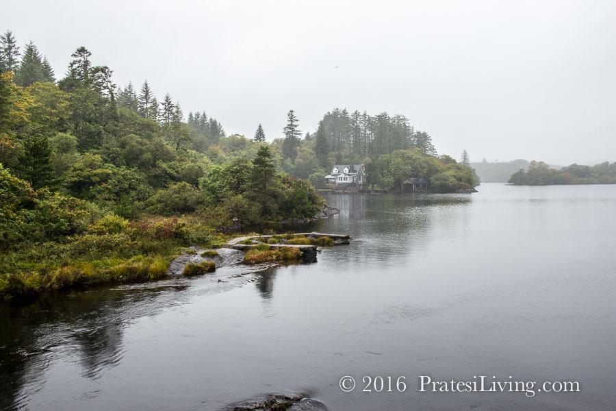 A rainy day at Ballynahinch