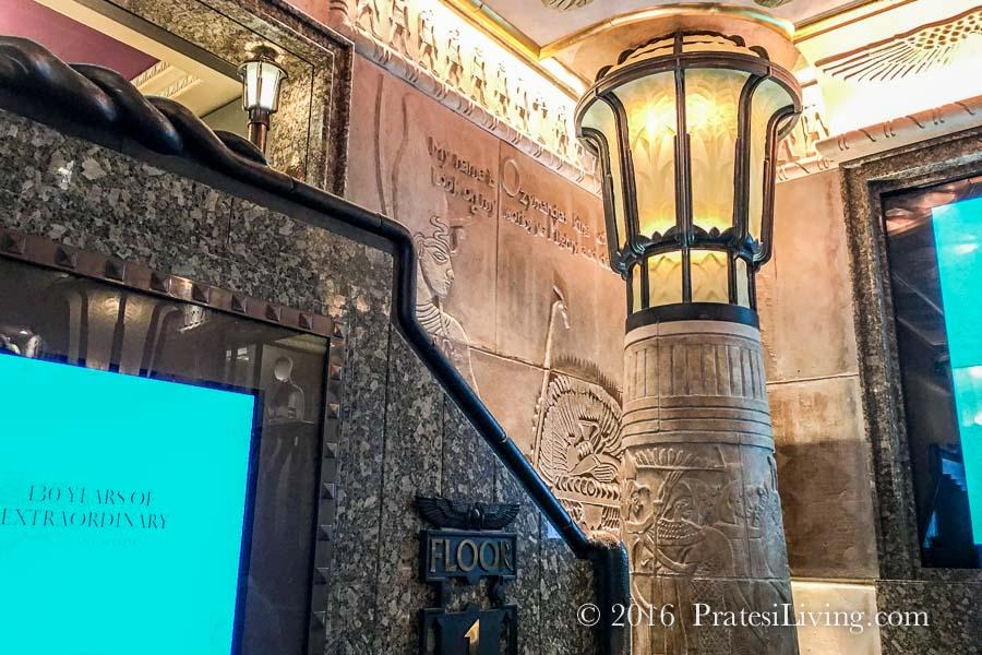 Egyptian Escalator