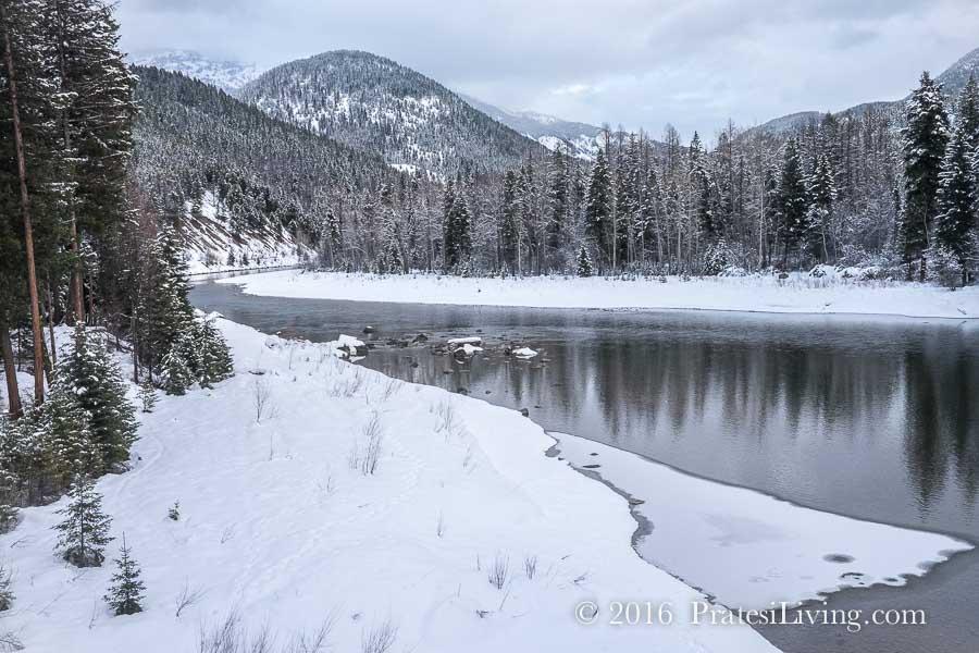 Middle Fork - Flathead River