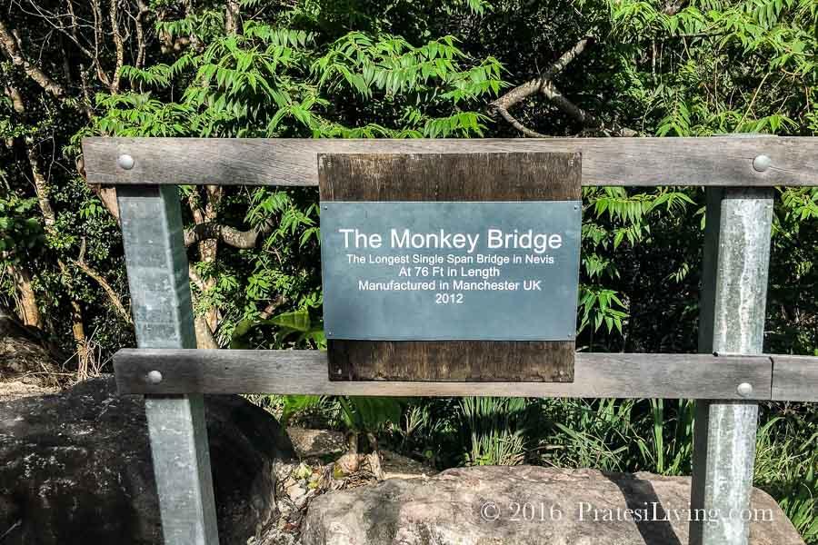 Monkey Bridge at The Four Seasons Resort