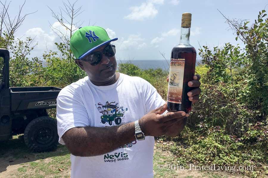 Rum from Guyana