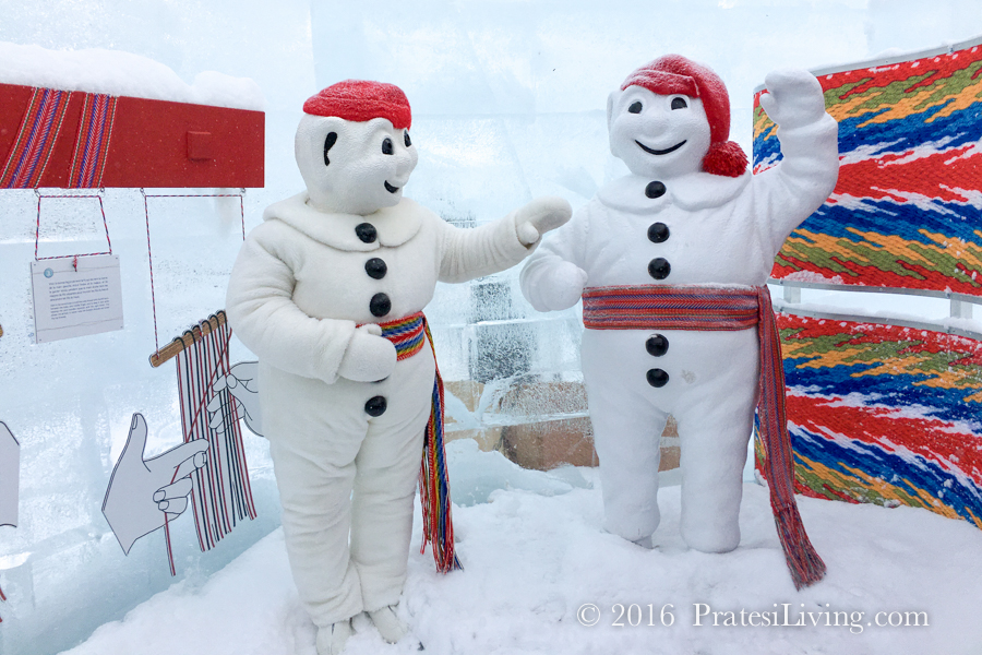 Which is the real Bonhomme?
