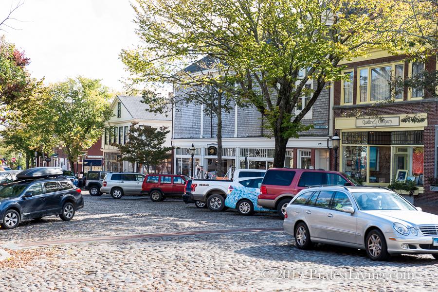 Nantucket S Cobblestone Streets