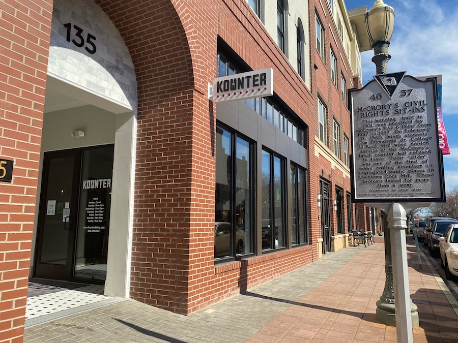 Kounter Restaurant - Serving up a Slice of Civil Rights History